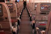 A380客机商务舱