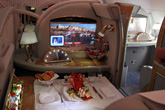 A380客机头等舱座椅