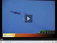 中国空军彩虹无人机亮相珠海航展
