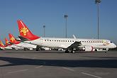 天津航空公司飞机机队