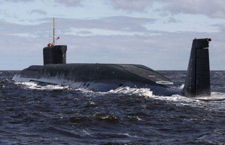 Data for: 尤里多尔戈鲁基 number of strategic nuclear submarines.