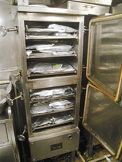 中国潜艇食品保鲜获突破 巡航50天仍能吃蔬菜