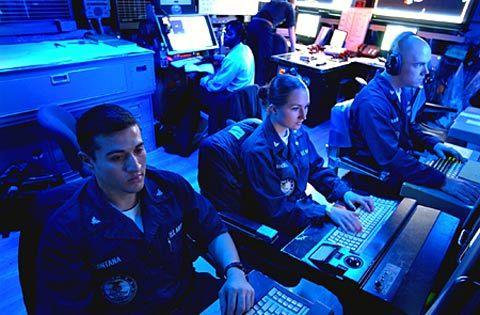 揭秘解放军网络部队:军队常规编制并非黑客