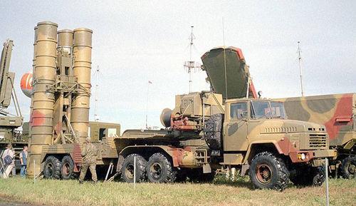 俄自称竞标土耳其导弹胜算小已停产S300导弹
