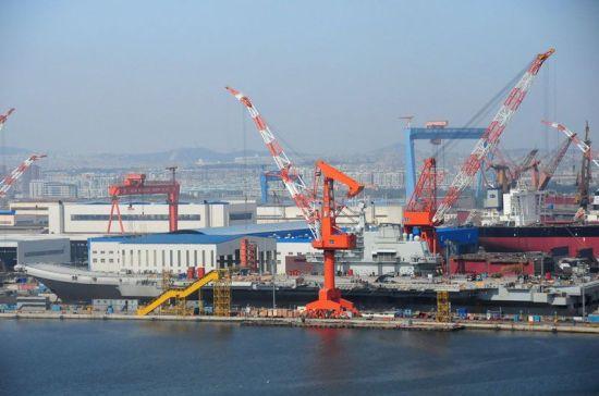 瓦良格号航母是中国崛起第一笔学费