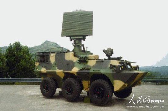 我国公开可侦测隐形战机的雷达(图)