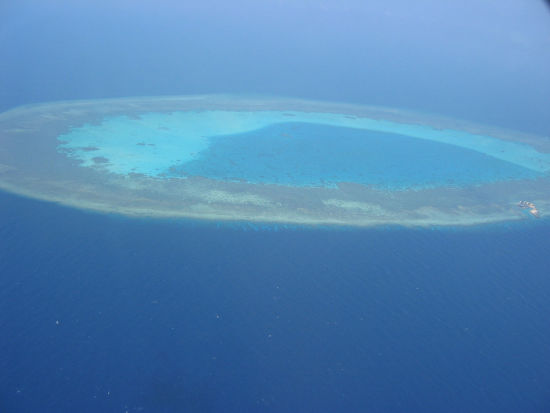 资料图:南海岛礁