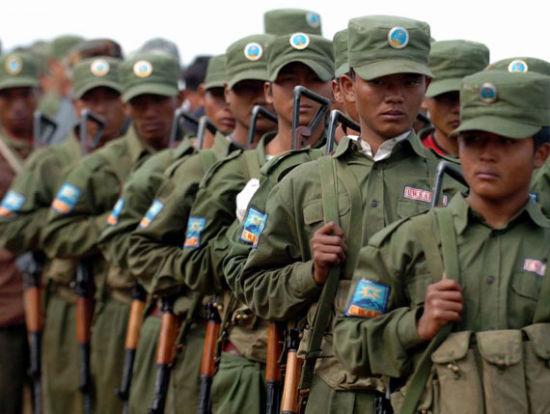 亚洲及非洲多个国家大量装备中国制枪械