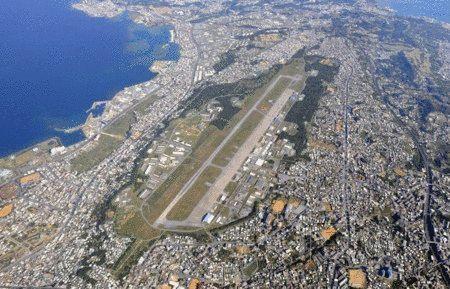 日本专家称普天间基地搬迁可能影响美日关系