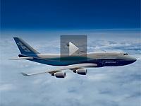波音747-8飞机外观改进