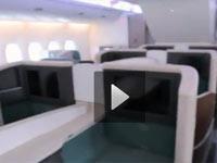 大韩航空A380客舱内饰