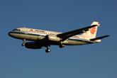国航空客319客机