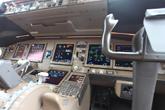 777-300ER客机驾驶舱显示屏