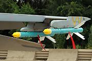 翼尖挂架与霹雳八空空格斗导弹