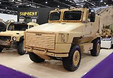 英国素帕猫SUPACAT装甲车