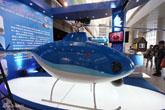中航工业直升机设计研究所展台