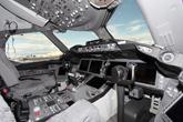 副驾驶位看787驾驶舱