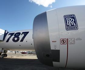 首架波音787梦想客机