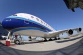 南航首架A380外观