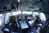 南航首架A380驾驶舱