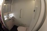 南航A380经济舱无障碍洗手间