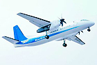 国产新舟600客机试飞成功
