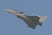 法国阵风战机连续横滚翻筋斗