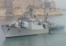 利比亚海军导弹艇