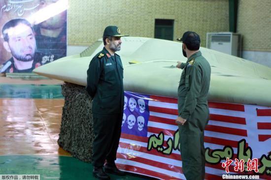 12月8日,伊朗军方通过国内电视台播出了伊朗防空部队声称在伊东部边境地区击落的一架RQ-170美国无人侦察机的画面。美国五角大楼当天称,美国的专家正在对伊朗电视台播出的画面进行分析。