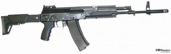 最新型AK12步枪