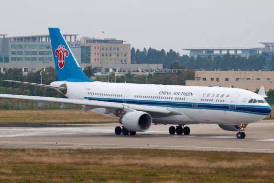 南航a330-200客机图片
