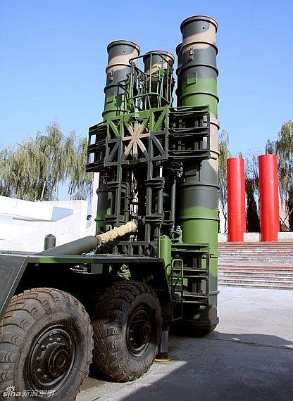 资料图:红旗-9导弹