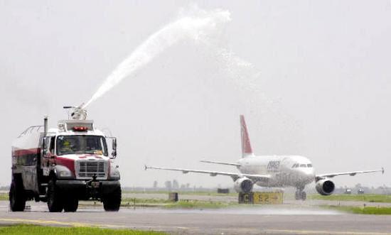 飞机火警探测系统