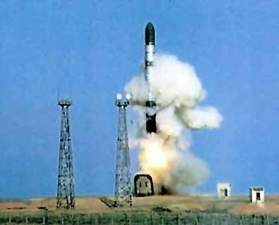 资料图:SS-18导弹
