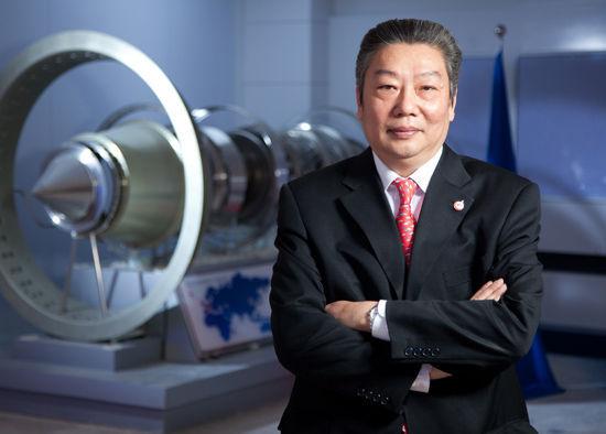 中国航空工业集团公司董事长林左鸣