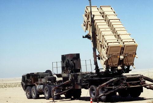 爱国者-3型防空反导系统