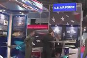 美陆空军参展介绍现役战机