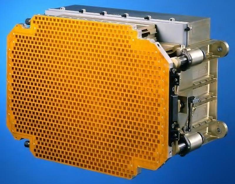 以色列EL/M-2052雷达可以支持海上监视任务