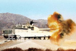 中国新型外贸主战坦克全面超越T-90S