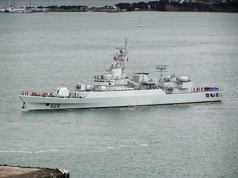 053H3级导弹护卫舰