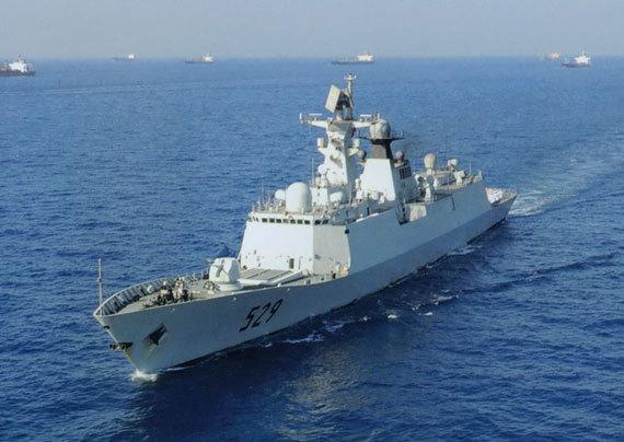 054A级防空护卫舰