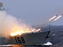 中俄两军历次联合军事演习回顾