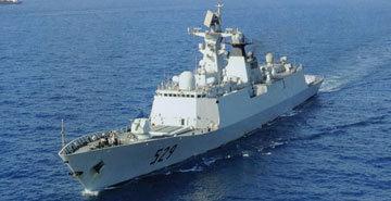 中国海军054A型护卫舰