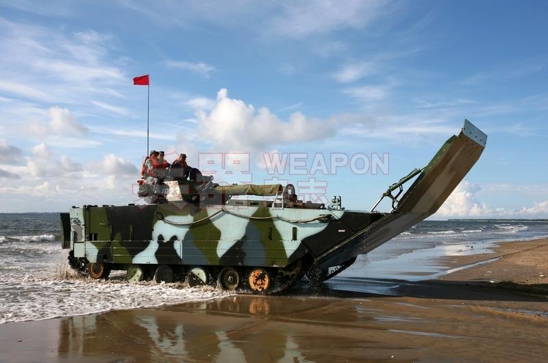 策划:登岛攻敌首选05式两栖战车