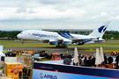 空客A380全景图