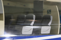ARJ21客机商务舱布局