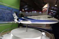 ARJ21支线飞机模型