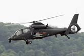国产武直19攻击直升机