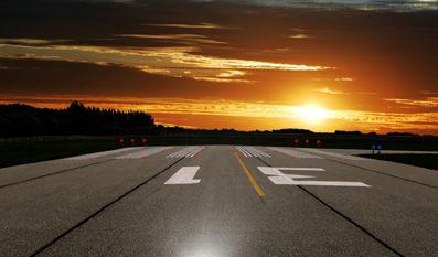 成都双流机场二跑道沉降量最严重处大于10厘米。GTEEY 供图