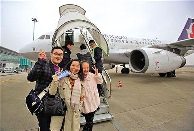 以往,从温州到澳门一般要坐飞机经广州或深圳再转,全程大概需要10小时